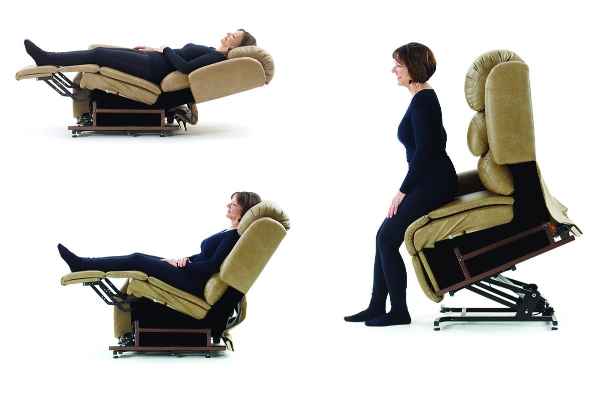 Maxicomfort Cloud Lift Chair Medium Large User Height 5
