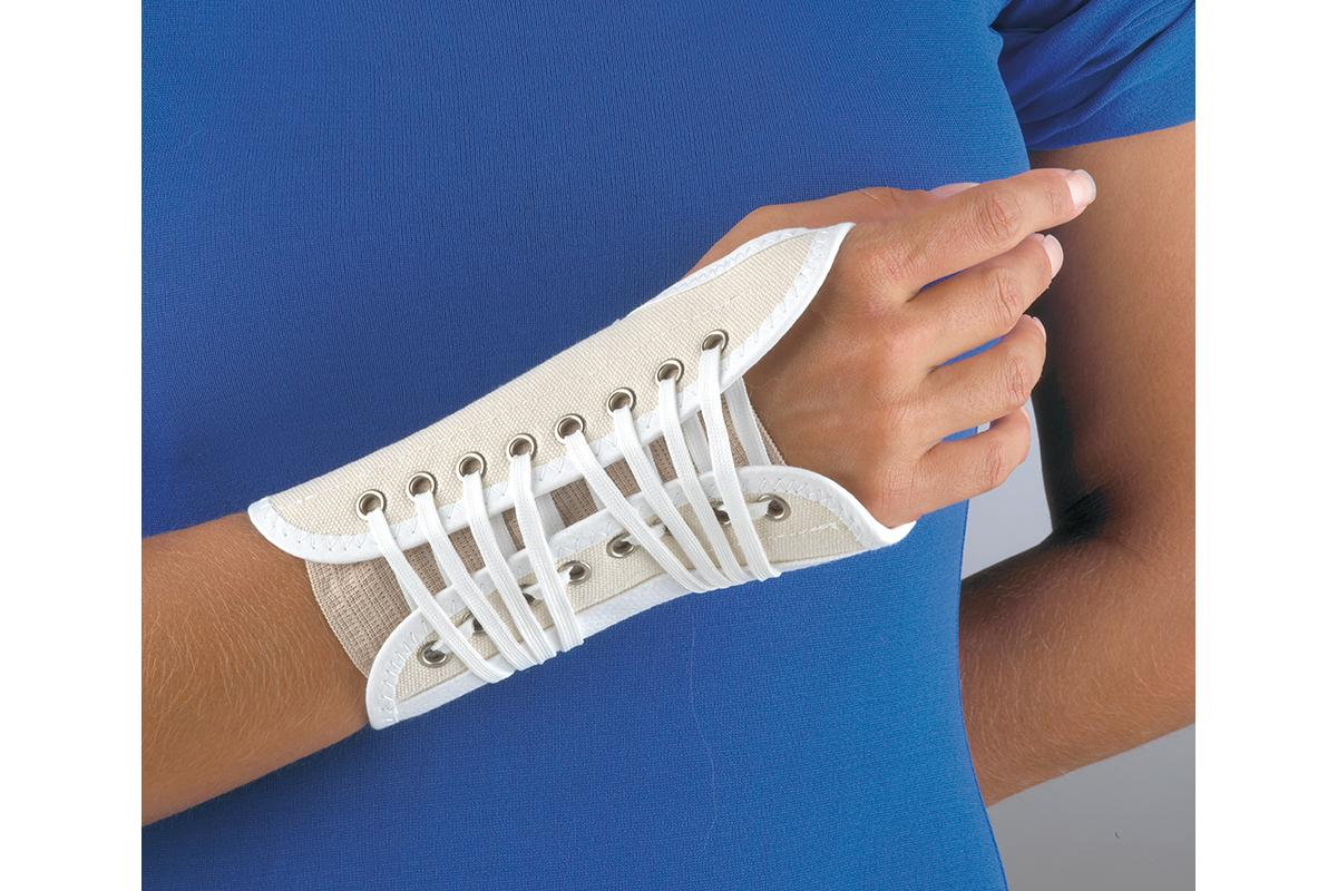 Cock-up Wrist Splint - back