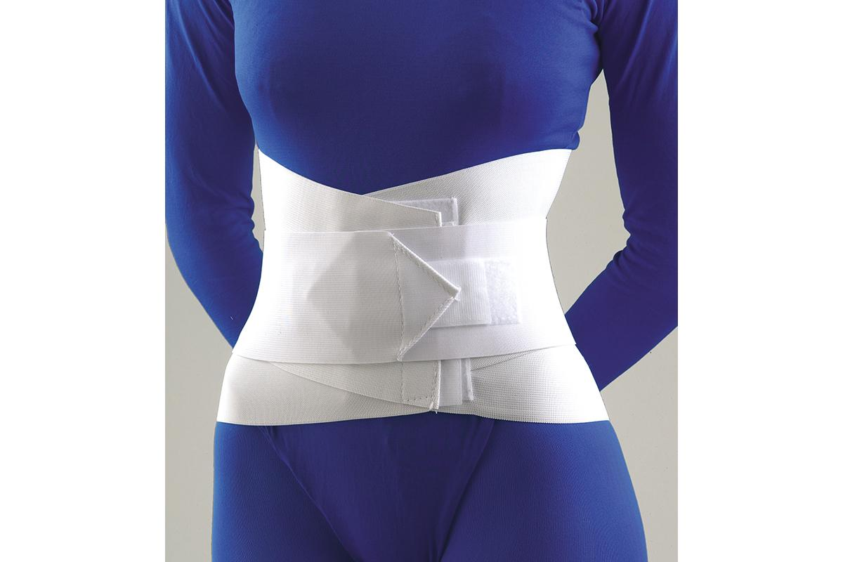 Lumbar Sacral Support with Abdominal Belt - front