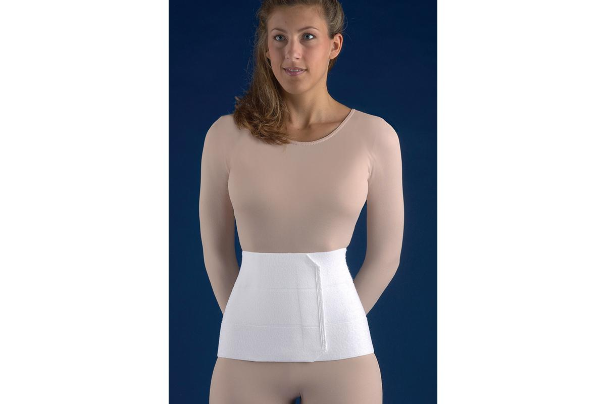 3-Panel Surgical Abdominal Binder - Small