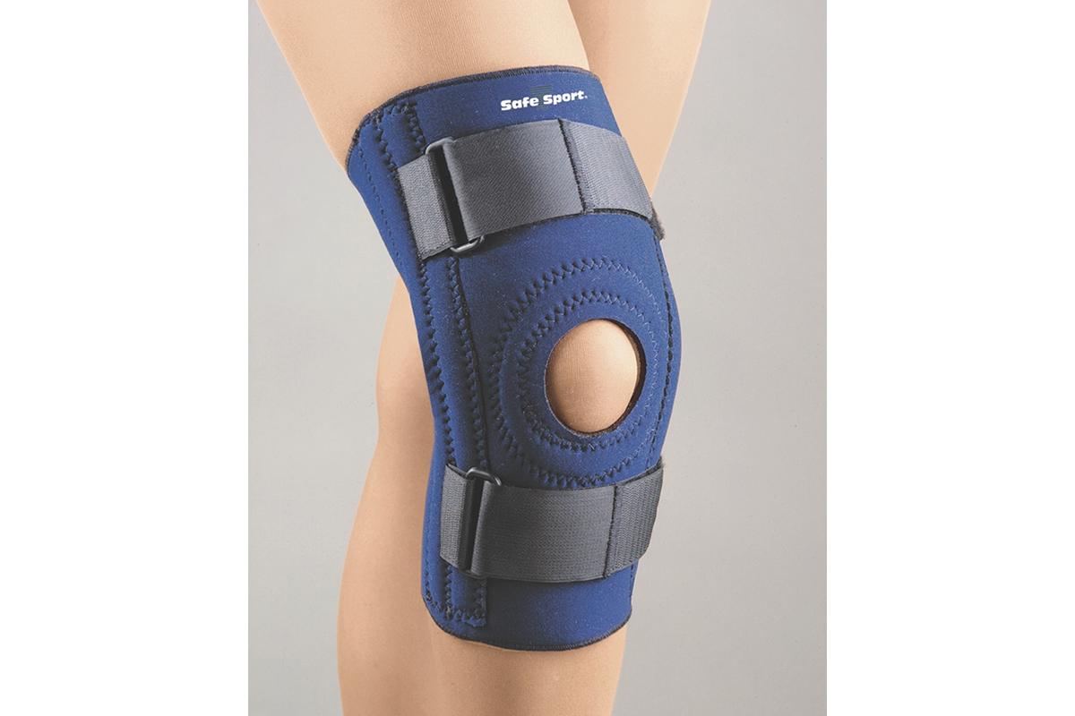 Sport Neoprene Stabilizing Knee Support - Small