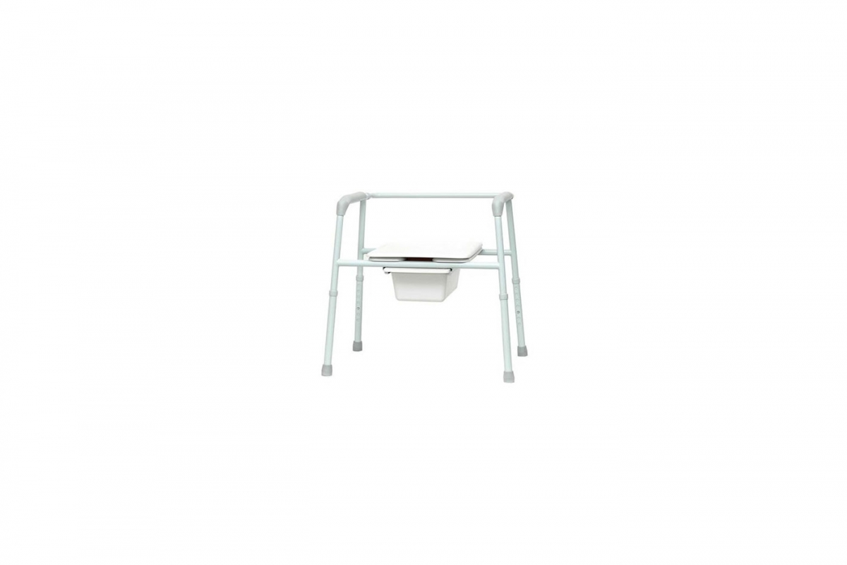 ProBasics Bariatric Commode, Extra-Wide Seat