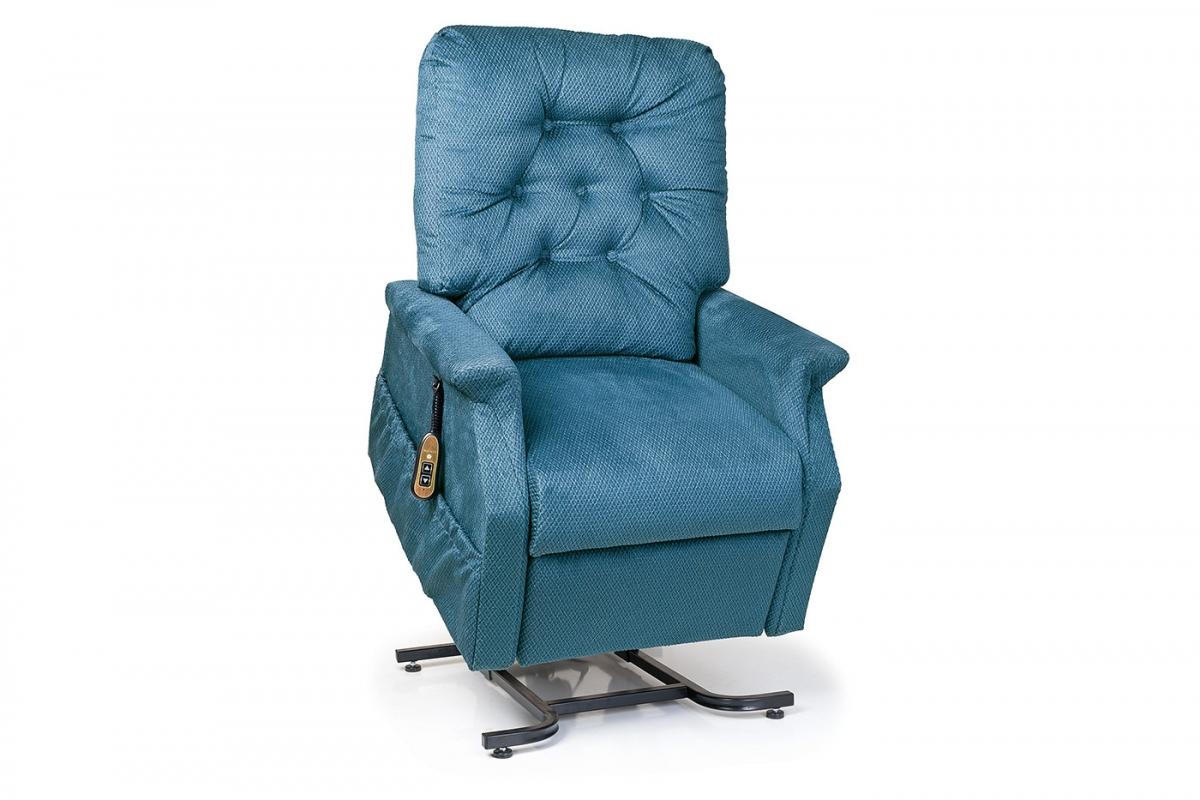 Golden Technologies Capri Lift Chair PR-200 in Cornflower Upholstery