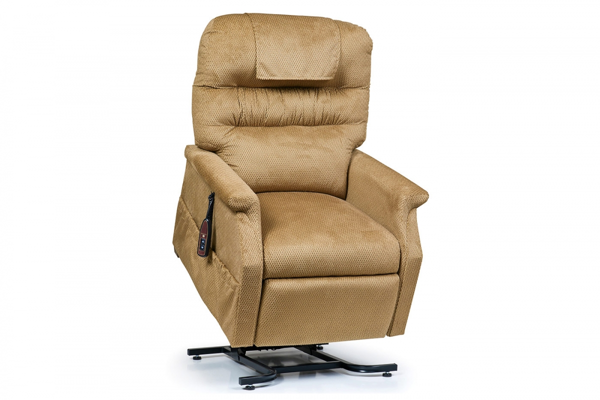 Golden Technologies Monarch Lift Chair PR-355M in Autumn Fabric