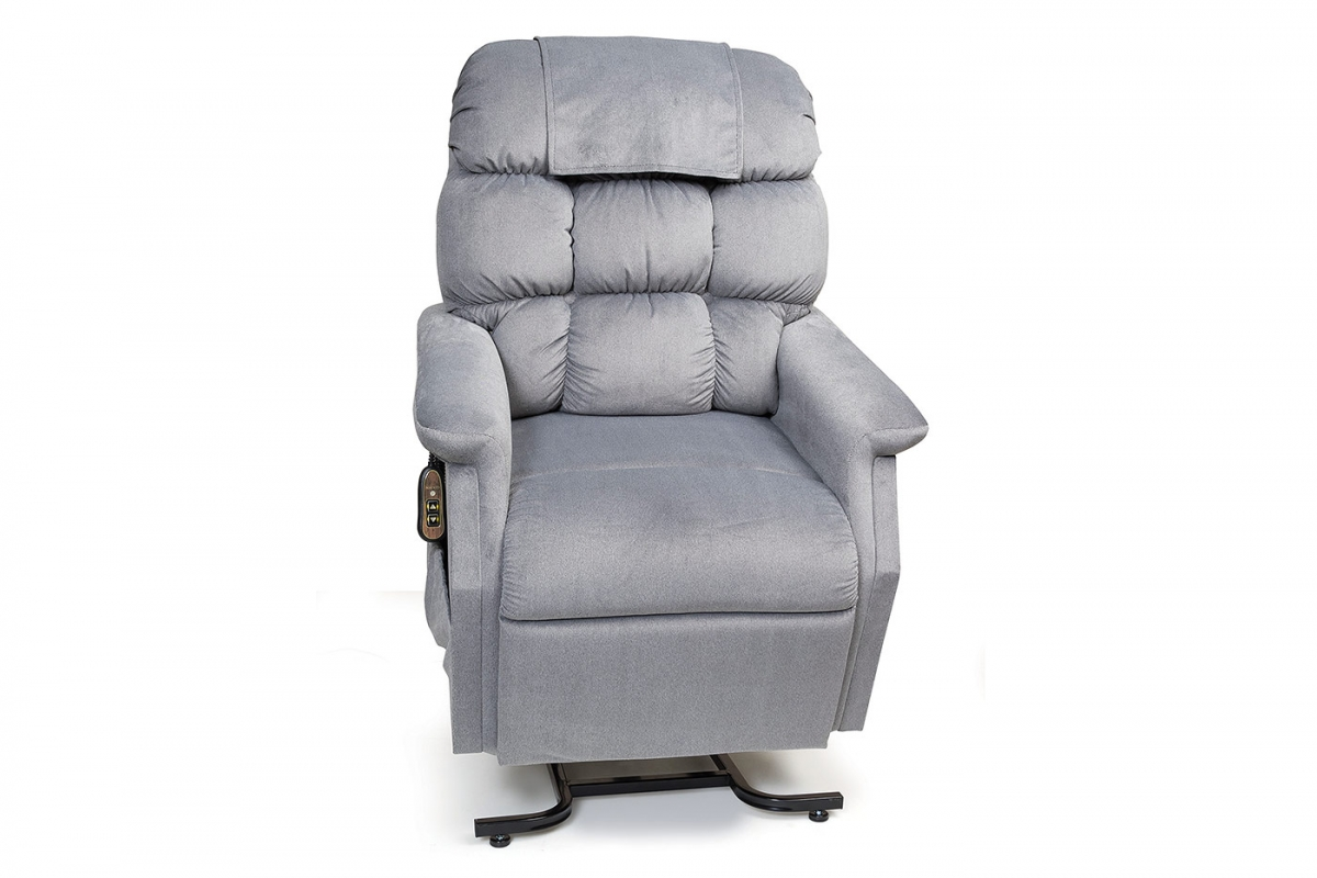 Golden Technologies Cambridge Lift Chair PR-401 in Sterling Upholstery