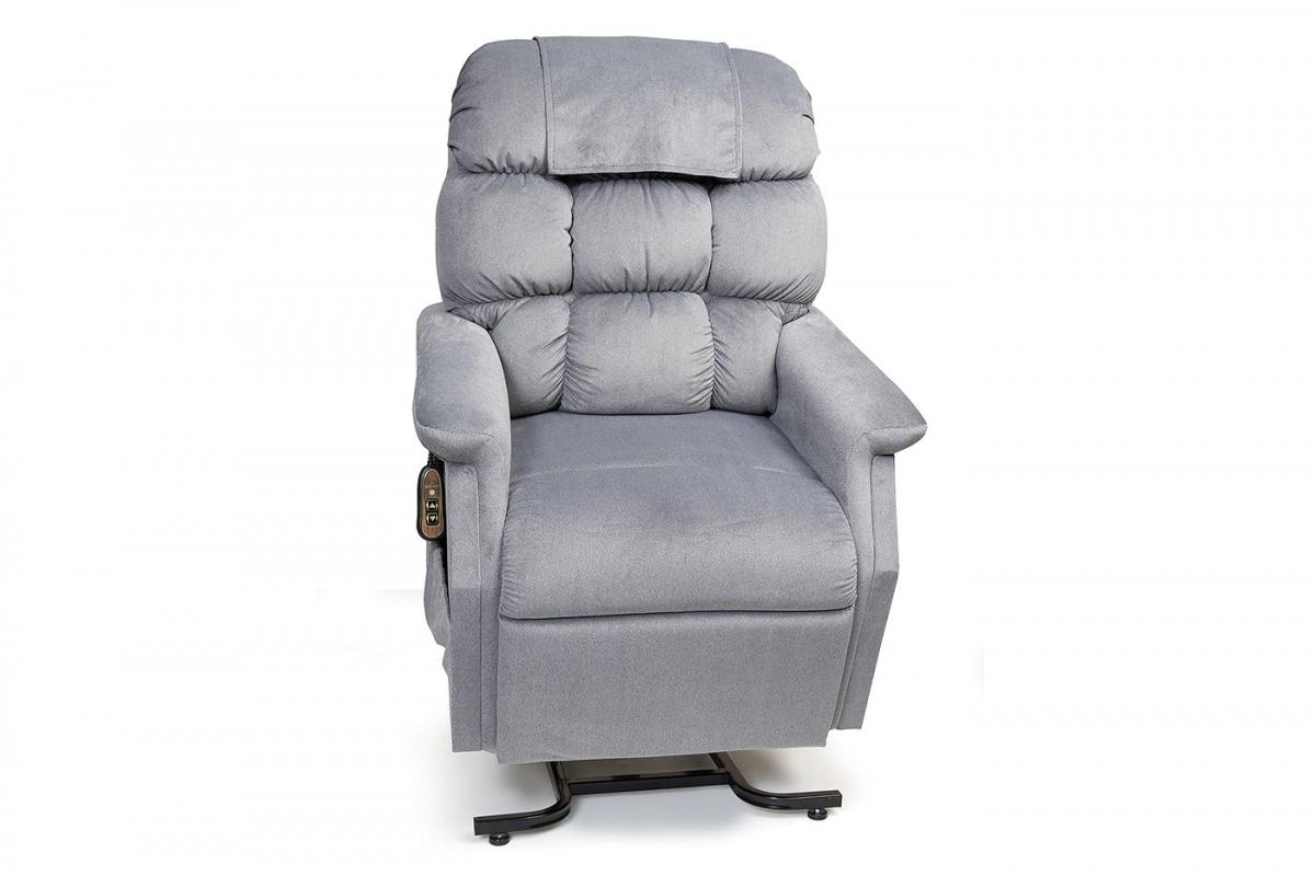 Golden Technologies Cambridge Lift Chair PR-401 in Sterling Upholstery