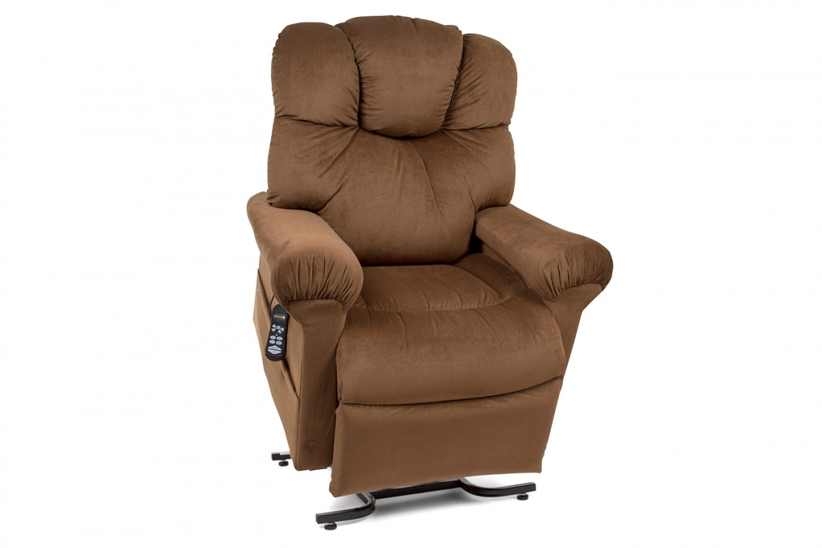 PR512-MLA Golden Technologies MaxiComfort Power Cloud Lift Chair in Copper Upholstery