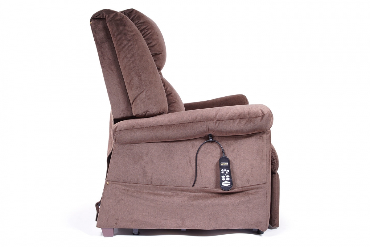 MaxiComfort Lift Chair & Recliner DayDreamer PR-630 Shown in Hazelnut