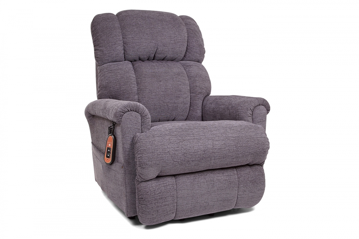 Golden Technologies PR931S Space Saver Lift Chair and Recliner in Anchor Color, Sitting Position