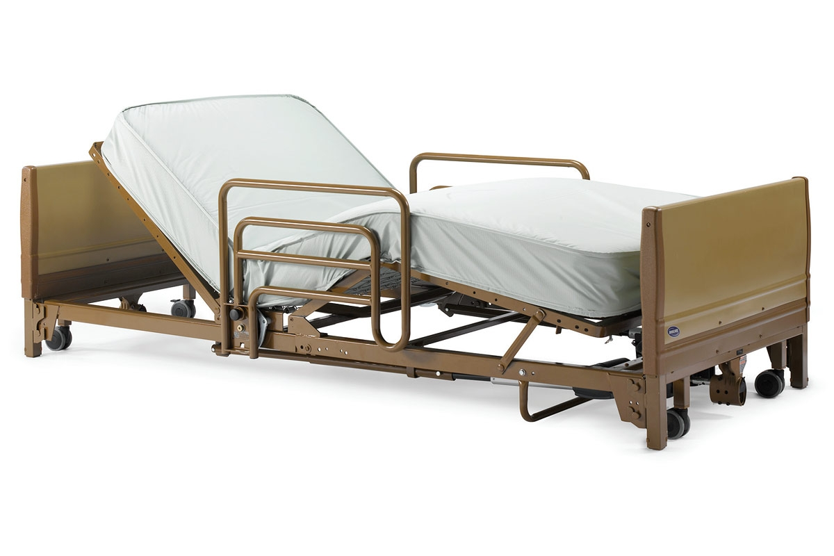 Invacare Full-Electric Low Homecare Bed
