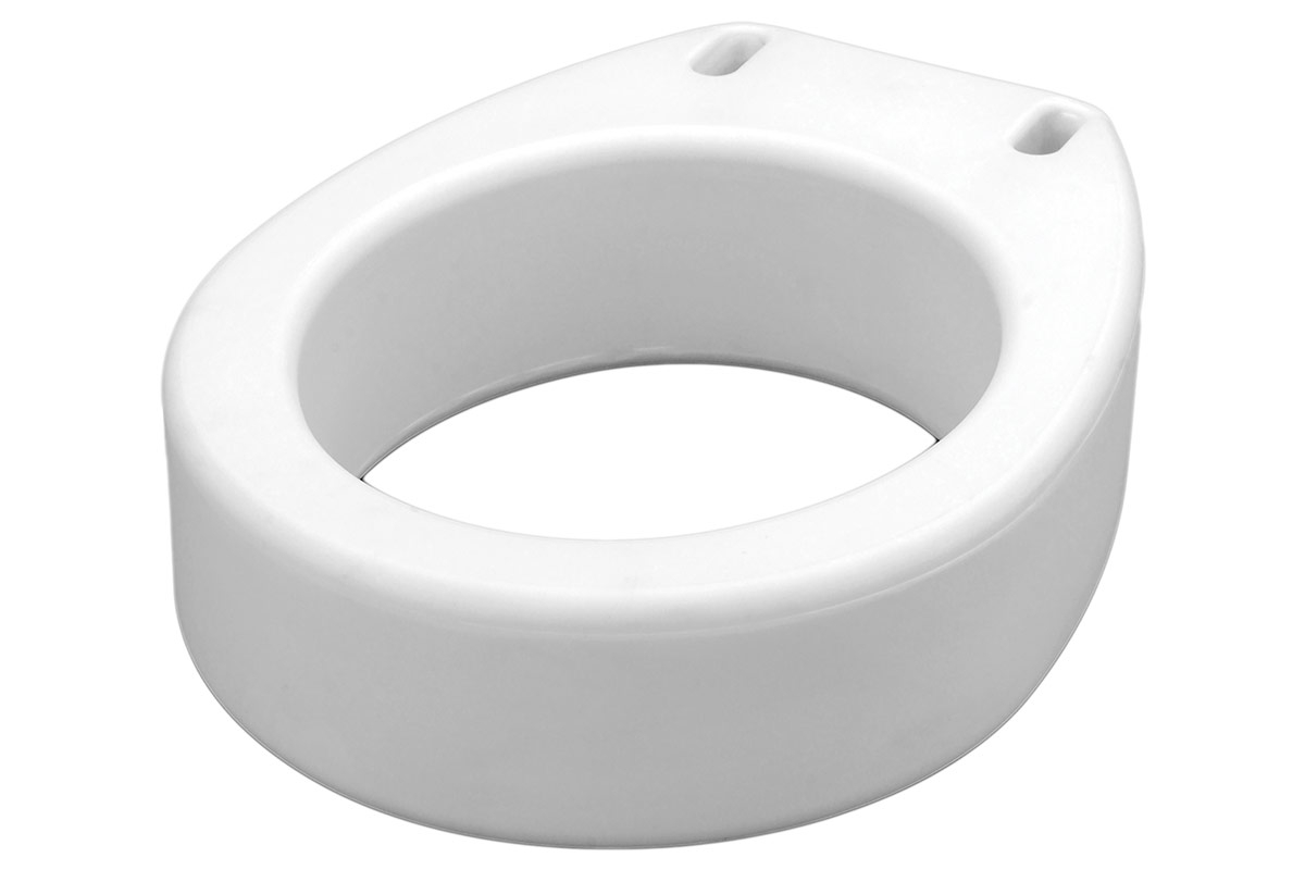 Nova Medical Raised Toilet Seat, Item Number 8342-R