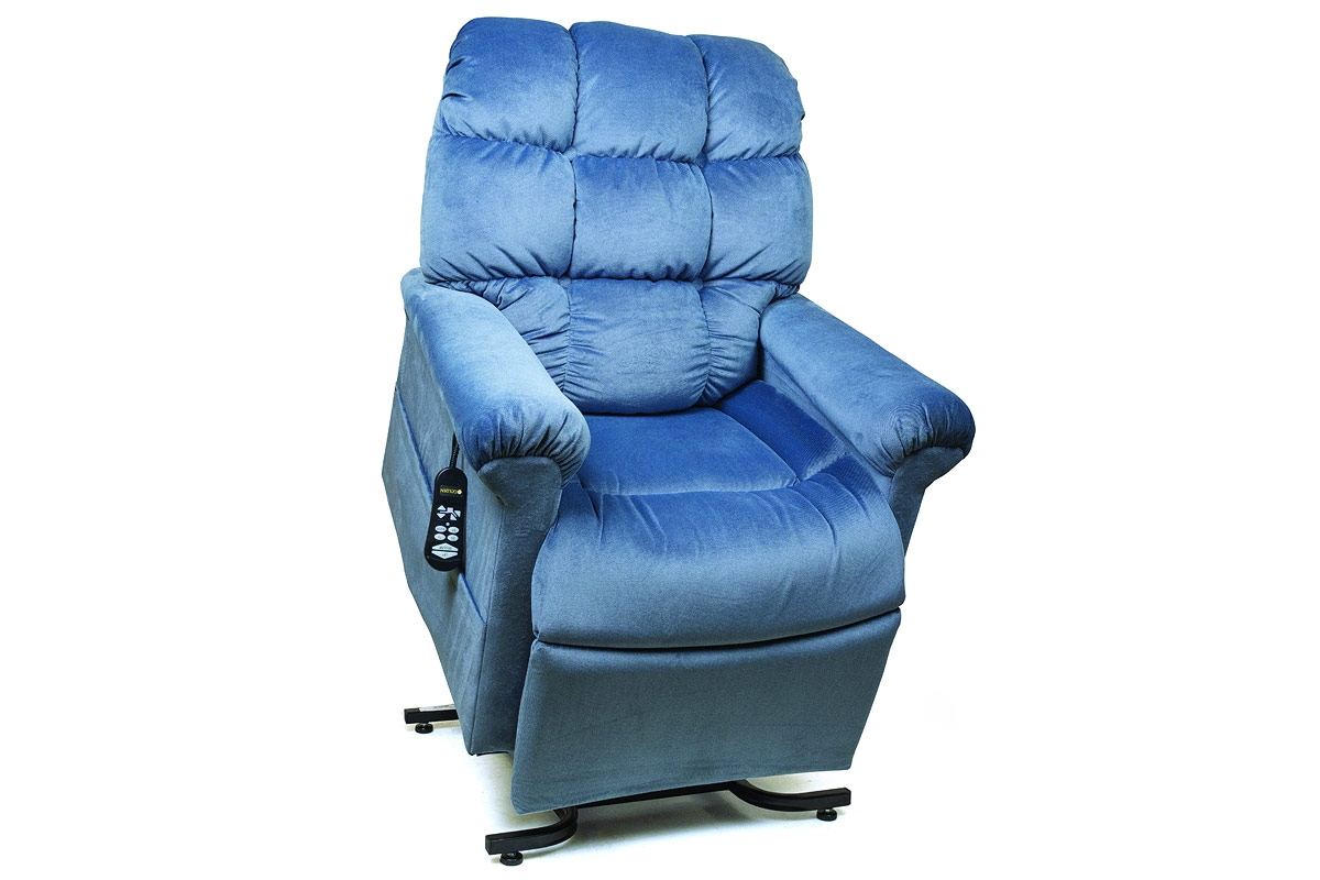 Golden Technologies MaxiComfort Cloud Lift Chair PR510-MLA with Standard Calypso Fabric