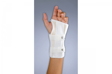 Cock-up Wrist Splint - front