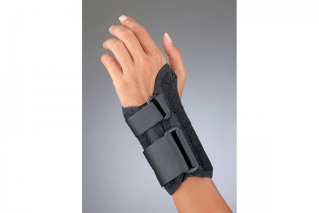 "Low Profile 6"" Wrist Splint - back"