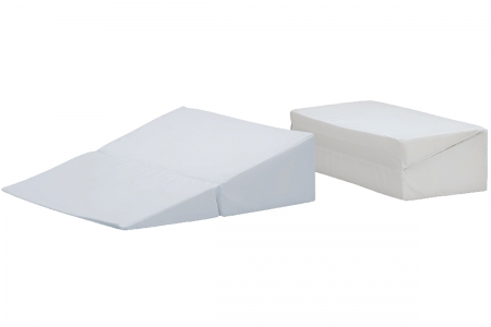 Folding Bed Wedge - White