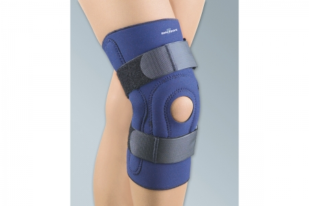 Sports Neoprene Hinged Stabilizing Knee Brace