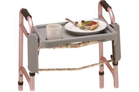 "Tray for 1"" Folding Walker"