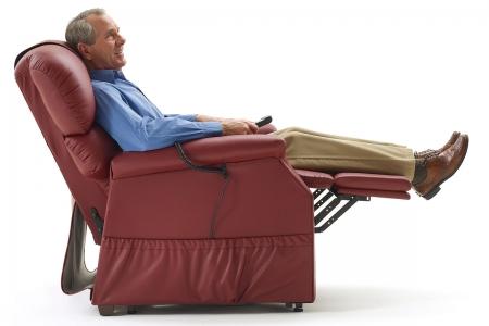 PR510SME Golden MaxiComfort Lift Chair Cloud