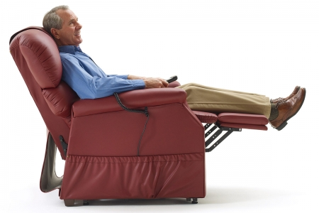 PR510-MLA Golden MaxiComfort Lift Chair & Recliner
