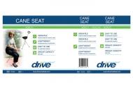 Cane Seat, Retail Packaging