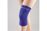 Knee Support Knitted Pullover - Blue