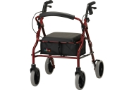 Zoom 20 Rolling Walker - Red