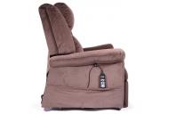 MaxiComfort Lift Chair & Recliner DayDreamer (Mid Pillow) PR-630 Shown in Hazelnut