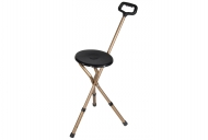 Cane Seat  - Height Adjustable
