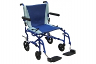 TranSport Aluminum Transport Chair from Drive DeVilbiss Healthcare