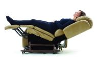 Golden Technologies MaxiComfort Cloud Lift Chair PR510-MLA and Recliner